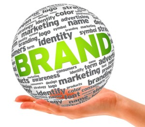 Building a brand's image is essential.